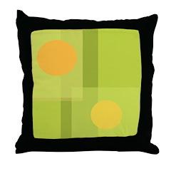 Garden 1 - Day Throw Pillow