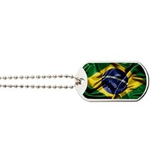 Brazil lovers Dog Tags