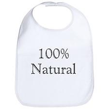 100% Natural Bib