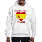 Palomo, Valentine's Day Hooded Sweatshirt