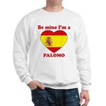 Palomo, Valentine's Day Sweatshirt