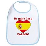 Palomo, Valentine's Day Bib
