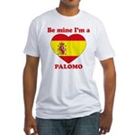 Palomo, Valentine's Day Fitted T-Shirt