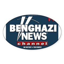 Benghazi News Channel Decal