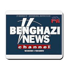 Benghazi News Channel Mousepad