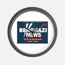 Benghazi News Channel Wall Clock