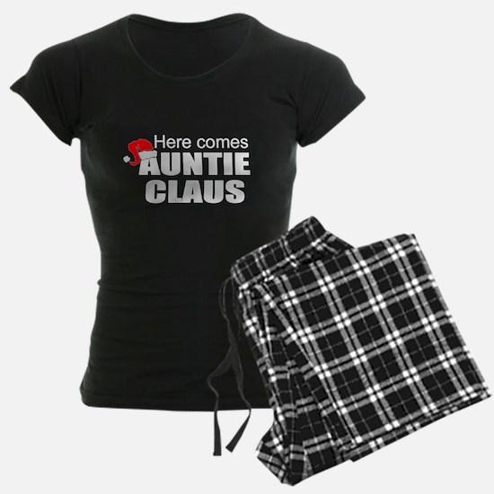 Auntie Claus Pajamas