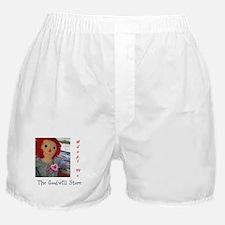 Adopt Me. I Love You. TGWS Boxer Shorts