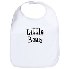 Little Bean-black Bib