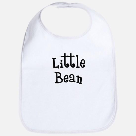 Little Bean-black Bib