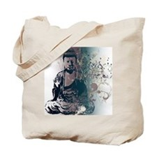 Pretty Buddha Tote Bag