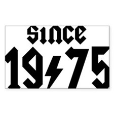 1975 Decal