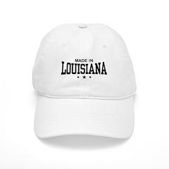 Made in Louisiana Baseball Cap