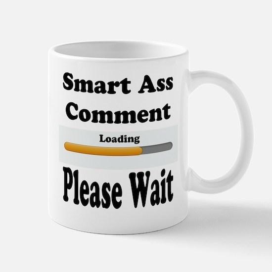 Smart Ass Comment Mug