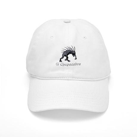 Chupacabra Grey Scales Cap