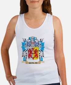Quinlan Coat of Arms - Family Crest Tank Top