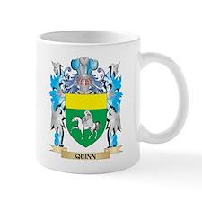 Quinn Coat of Arms - Family Crest Mugs