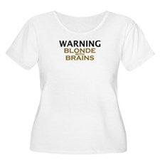 Blonde with B T-Shirt