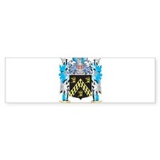 Quirk Coat of Arms - Family Crest Bumper Bumper Sticker