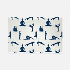 Yoga Positions Magnets