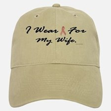 I Wear Pink For My Wife 1 Baseball Baseball Cap