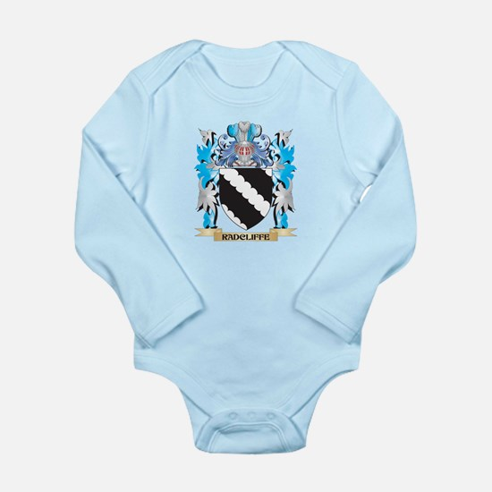 Radcliffe Coat of Arms - Family Crest Body Suit