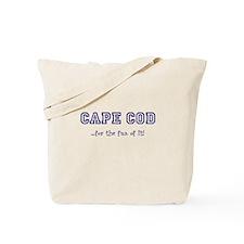 Cape Cod 'Sunrise In The Dunes' Tote Bag