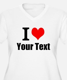 I Heart (your tex T-Shirt
