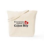 Everyone Loves a Cajun Boy Tote Bag