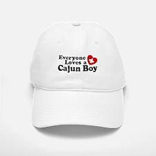 Everyone Loves a Cajun Boy Baseball Baseball Cap