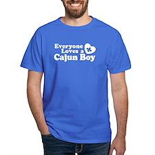Everyone Loves a Cajun Boy T-Shirt