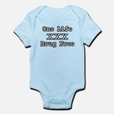 One Life Druge Free Body Suit