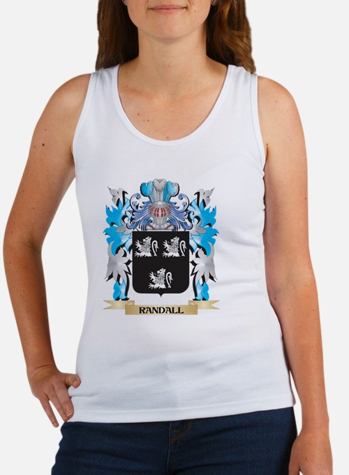 Randall Coat of Arms - Family Crest Tank Top