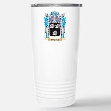 Randall Coat of Arms - Travel Mug