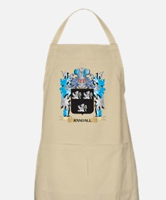 Randall Coat of Arms - Family Crest Apron