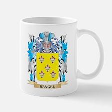 Rangel Coat of Arms - Family Crest Mugs