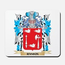 Rankin Coat of Arms - Family Crest Mousepad