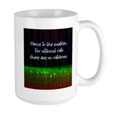Dance In The Puddles Mugs