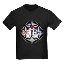 Boston Strong, Boston Proud Torch T-Shirt