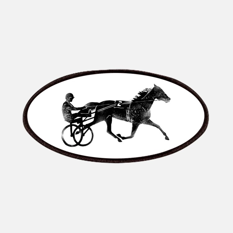 Cute Harness racing Patch