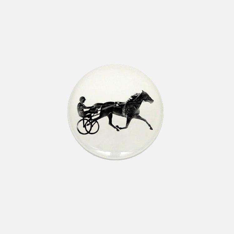 Cute Horse sports Mini Button
