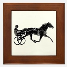 Unique Equine Framed Tile