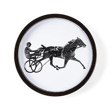Cute Equine Wall Clock