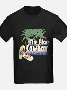 Flip Flop Cowboy T
