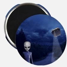 Alien Nightwatch Magnet
