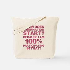 Lazy Laziness Sleep Humor Tote Bag