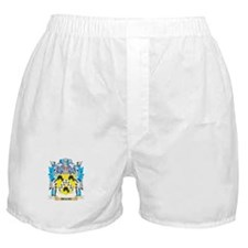 Regan Coat of Arms - Family Crest Boxer Shorts