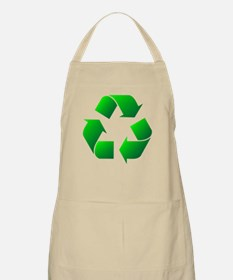 recycle logo Apron