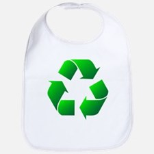 recycle logo Bib