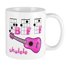 Ukulele BFF Mug